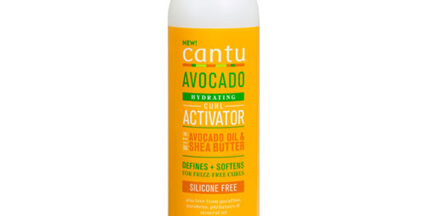 cantu Avocado Hydrating Curl Activator Cream 12fl/oz