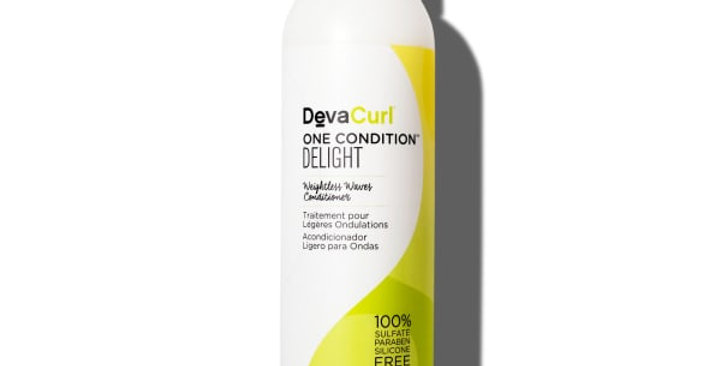 DevaCurl One Condition Delight Weightless Waves Conditioner 355ml