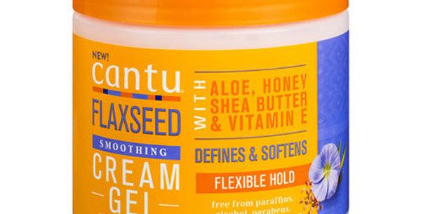 cantu Flaxseed Smoothing Cream Gel 16oz