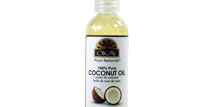 Okay Coconut Oil Ultra Skin Moisturiser