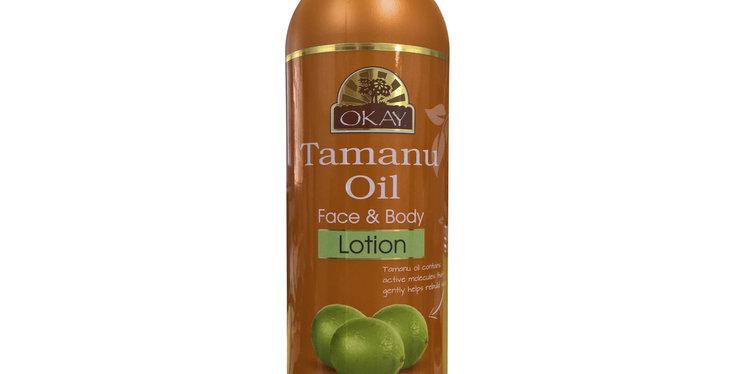 Okay Tamanu Oil Face & Body Lotion 473ml