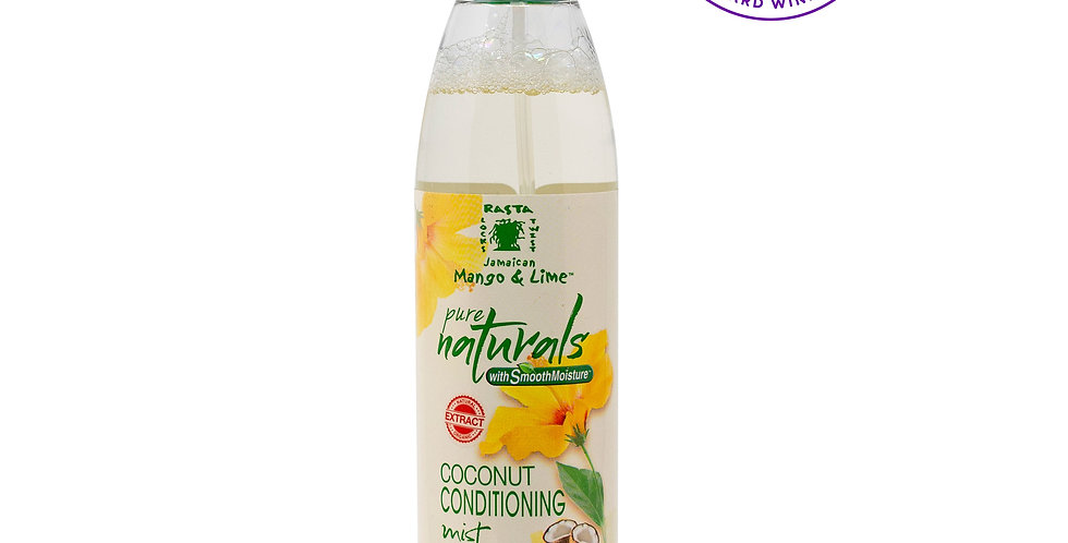 Pure Naturals w/ SmoothMoisture® Coconut Conditioning Curl Refresher Mist 237ml