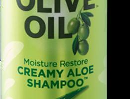 ORS Olive Oil Creamy Aloe Shampoo, 370ml