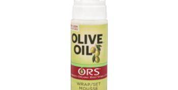 ORS OLIVE OIL WRAP SET MOUSSE