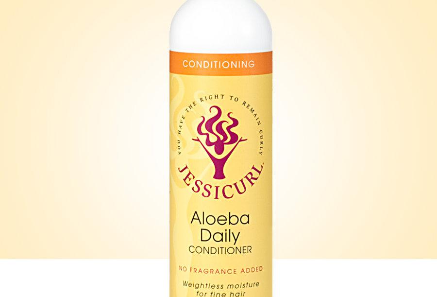 Jessicurl Aloeba Daily Conditioner, 237ml