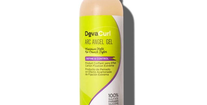 DevaCurl Arc Angel Gel, Maximum Hold, No-Crunch, 355ml