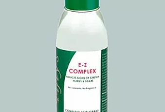 E-Z Complex Reduces signs of stretch marks 135ml (4.6 fl oz)