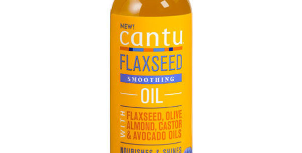 cantu Flaxseed Smoothing Oil 3.4 fl oz