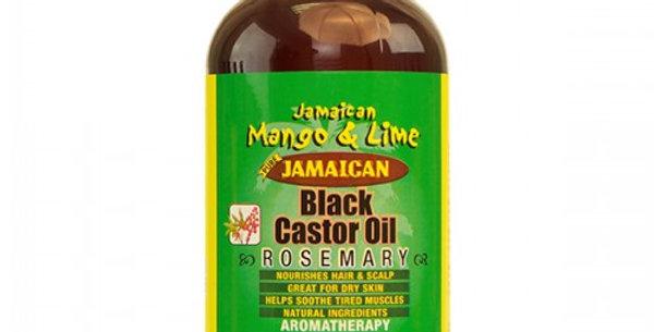 Jamaican Mango & Lime Jamaican Black Castor Oils ROSEMARY 8OZ