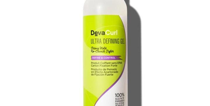 DevaCurl Ultra Defining Gel, Strong Hold, No-Crunch Styler 12oz