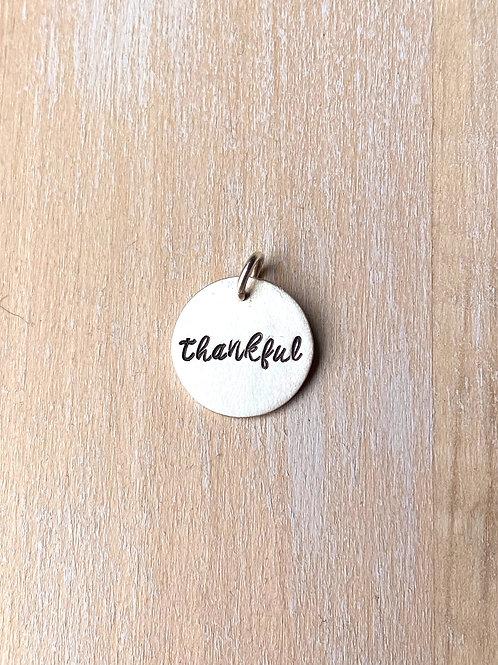 Thankful Charm