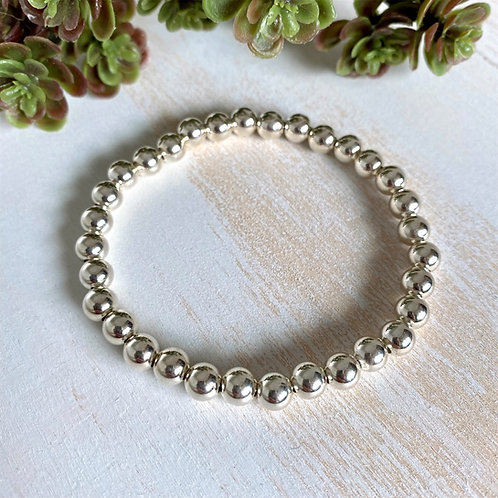 Beaded Stretchy Bracelet