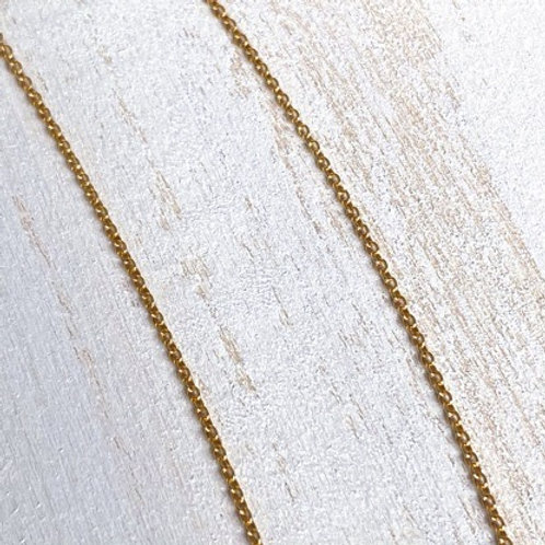 Goldfill Cable Chain