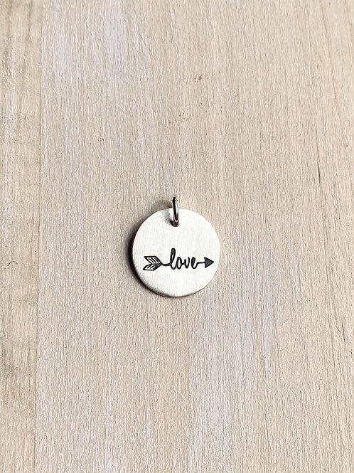 Love's Arrow Charm
