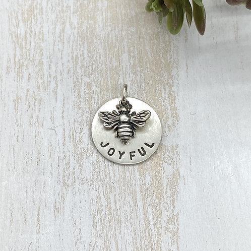 'Bee' Joyful Charm