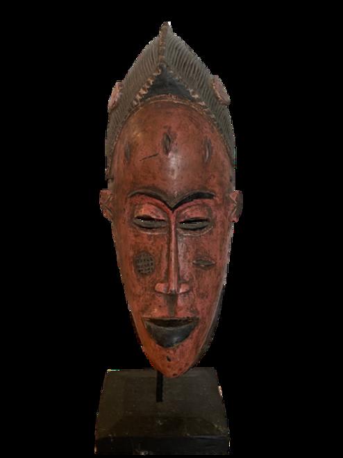 Masque Yohouré-Baoulé