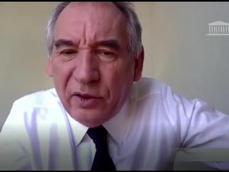 Vidéo : Mon échange avec François Bayrou sur la nécessaire simplification de notre administration