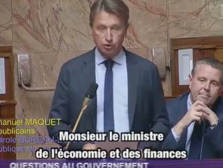 Vidéo : j'interpelle Bruno Le Maire sur l'avenir de la filière verre !