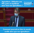 Vidéo : défendre une PAC juste et équilibrée pour tous nos agriculteurs !