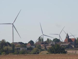 Éolien : les notions de saturation et d'encerclement enfin prisent en compte !