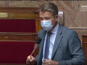 Vidéo : Mon amendement contre l'élargissement du Pass sanitaire aux terrasses