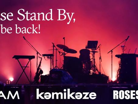RS เตรียมคัมแบคค่ายเพลงวัยรุ่น Kamikaze และค่ายเพลงยุคบุกเบิกอย่าง Rose Sound