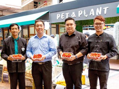 เซ็นทรัล แอร์พอร์ต ร่วมกับ หอการค้าจังหวัดเชียงใหม่ สนับสนุนผลิตภัณฑ์ในโครงการ Chiangmai Local Food