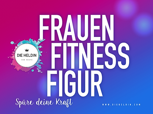 Lady Fitness Figur-Ticket