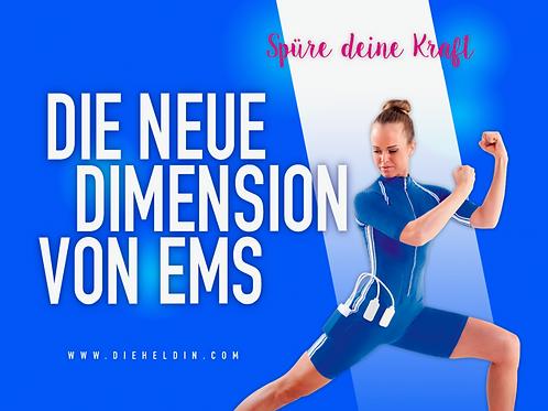 Lady Fitness EMS-Ticket
