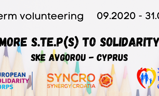 LONG-TERM VOLUNTEERING (ESC)│AVGOROU, CYPRUS 🇨🇾│SKE AVGOROU