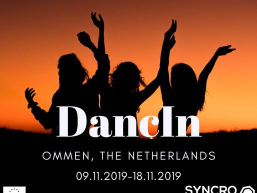 YOUTH EXCHANGE │ Ommen, The Netherlands 🇳🇱 │ DancIn