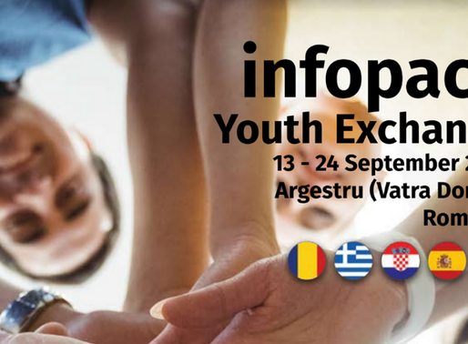 YOUTH EXCHANGE │Argestru( Vatra Dornei ), Romania│Unique and United
