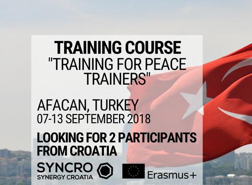 Training Course │ Afacan, Turkey │Gençtur