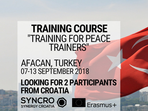 Training Course │ Afacan, Turkey │Gençtur