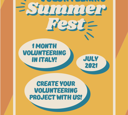 SHORT-TERM VOLUNTEERING (ESC) │ Bergolo, Italy 🇮🇹 │ VOLUNTEERING SUMMER FEST