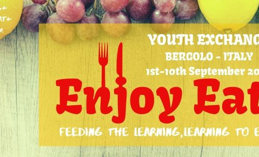 YOUTH EXCHANGE │ BERGOLO, ITALY  🇮🇹│ Enjoy Eat