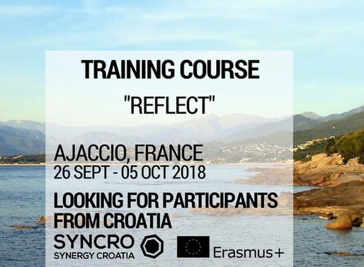 Training Course│ Ajaccio, France │ CSJC