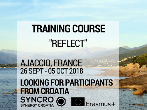 Training Course│ Ajaccio, France │ CSJC