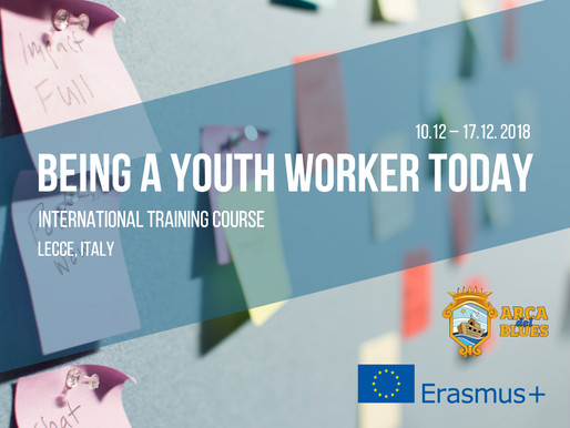 TC | BEING A YOUTH WORKER TODAY | Lecce, Italy