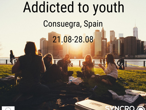 YOUTH EXCHANGE │ Consuegra, Spain🇪🇸 │ Addicted to youth