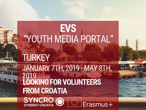 EVS │ ANKARA, TURKEY │ GSM-Youth Services Centre