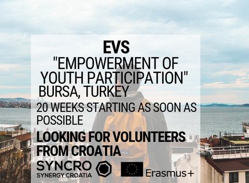 EVS │ Bursa, Turkey │ Gonullu Hareketi Dernegi