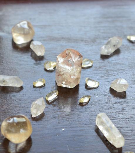 Healing Crystals, Clear Quartz, Crystal