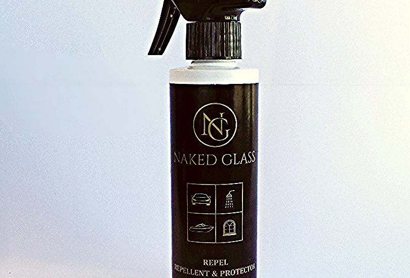 Naked Glass - Repellent & Protector 250ml