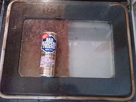 What will Bar Keepers Friend do on my Oven.