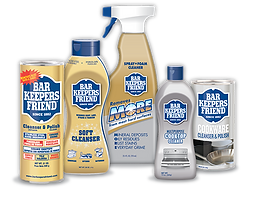 Bar Keepers Friend now available in New Zealand.