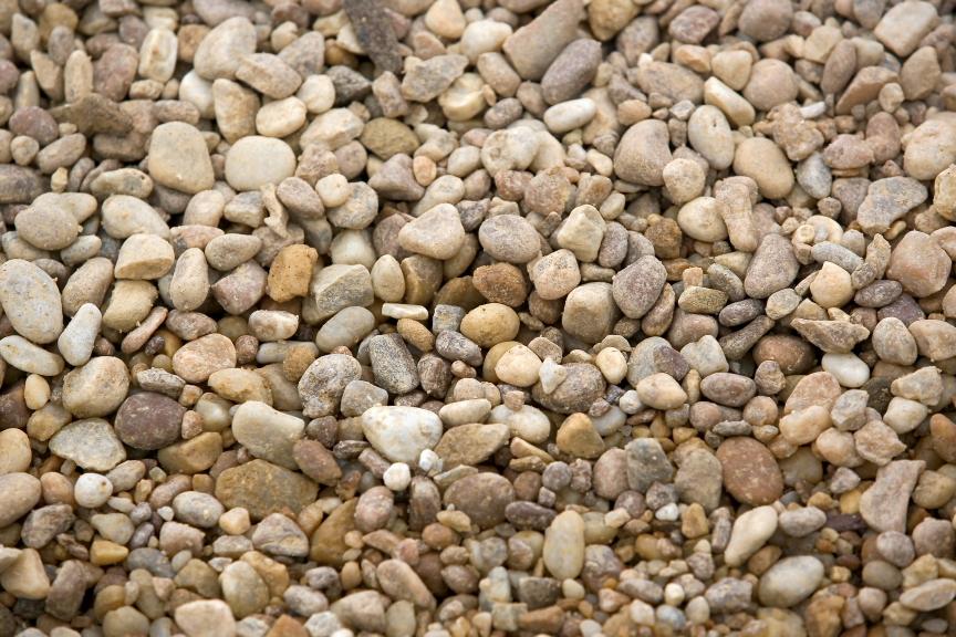 Bulk Pea Gravel