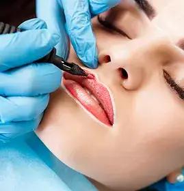 formation maquillage permanent lèvres à Salon de Provence delta infini à partir de 499€