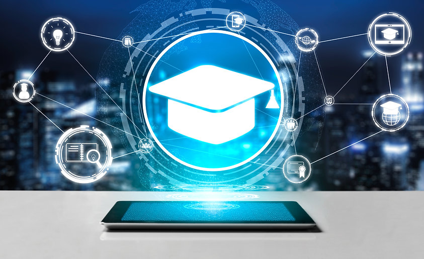 E-learning and Online Education for Stud