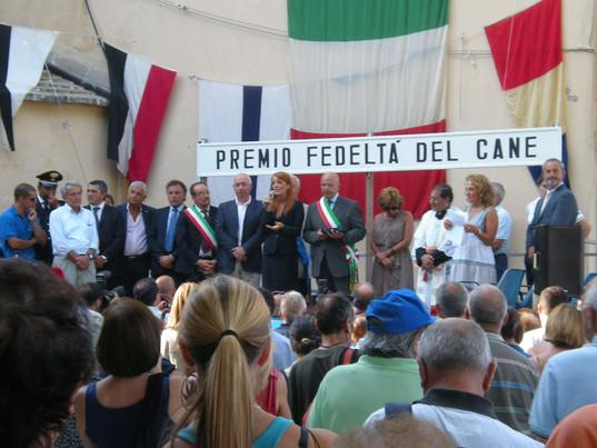 Edizione 2011 con il Ministro Michela Vittoria Brambilla